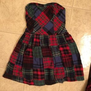 Adorable Arizona Strapless Dress